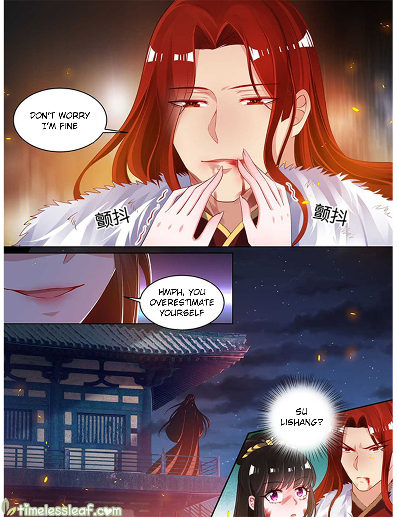 Ugly Woman's Harem Code - chapter 71.5 - #1