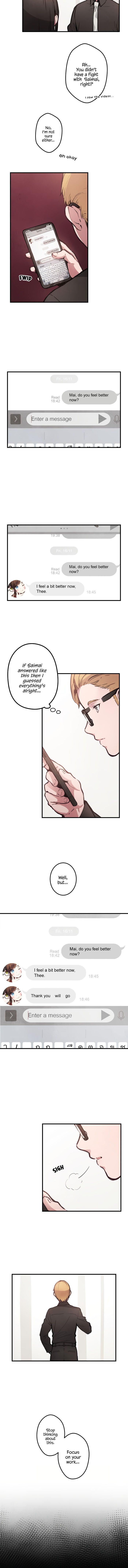 Until the End (Megalateo) - chapter 13 - #3