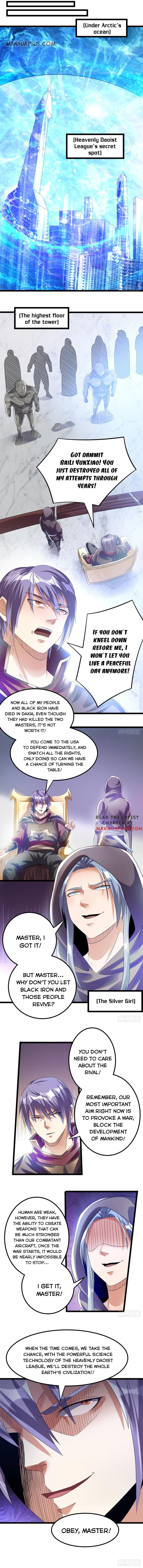 Urban Fairy King - chapter 138 - #3