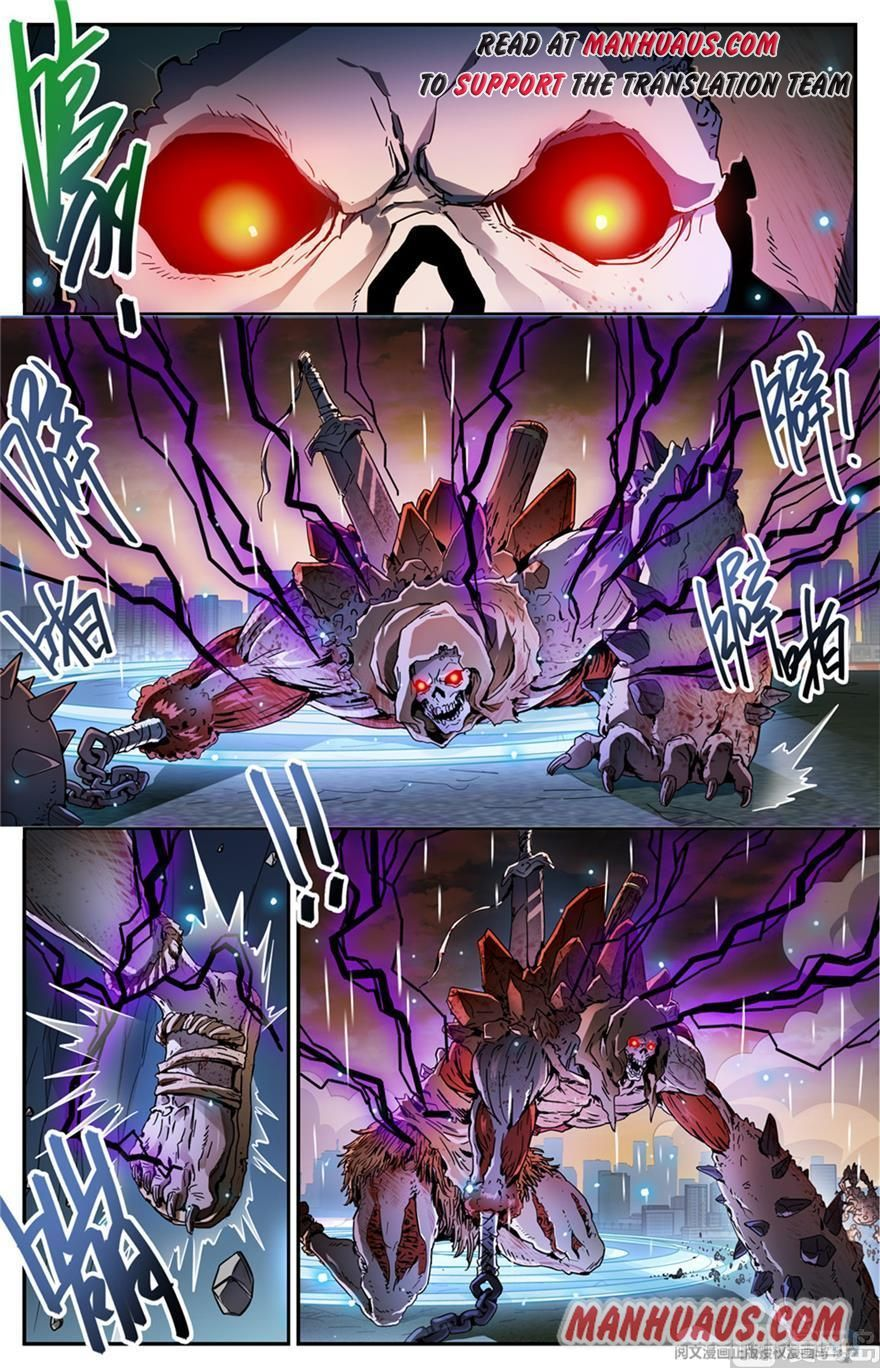 Versatile Mage - chapter 451 - #2