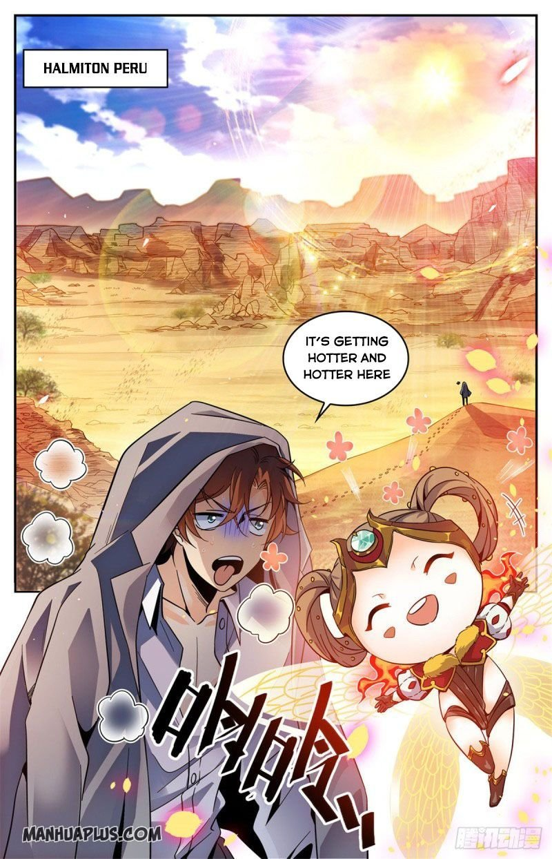 Versatile Mage - chapter 587 - #3
