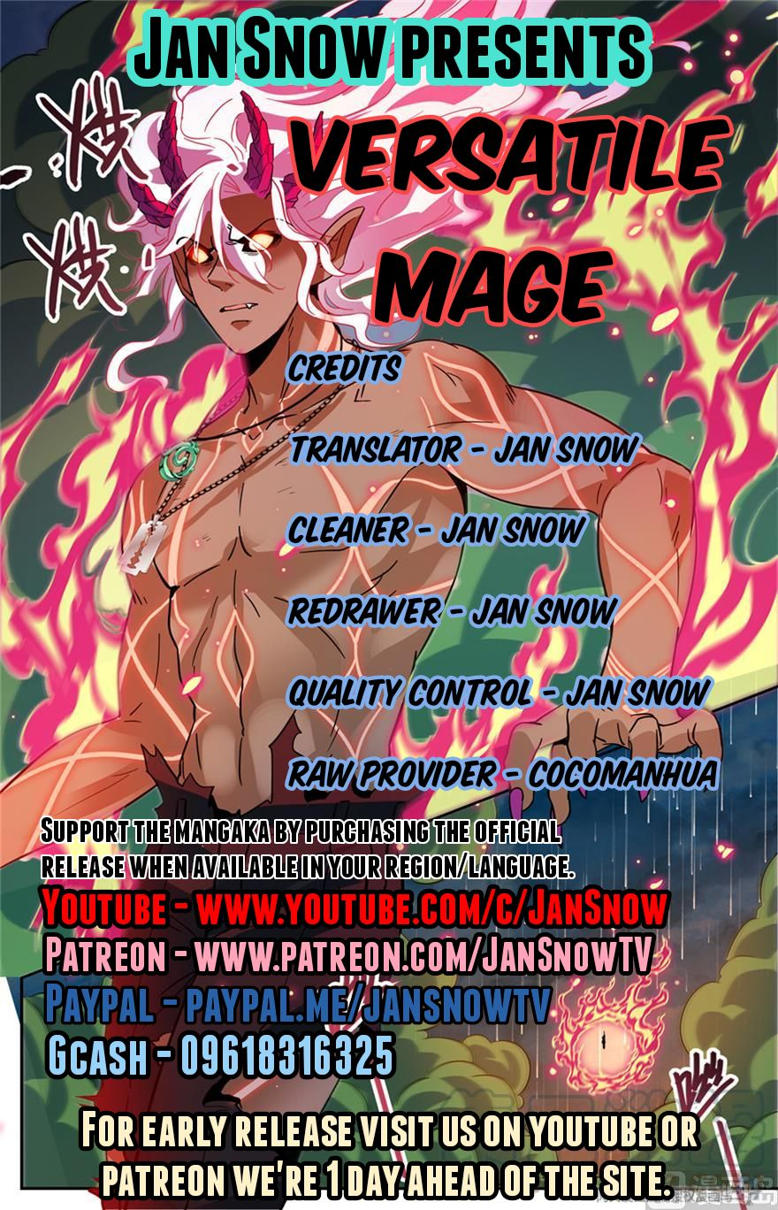 Versatile Mage - chapter 645 - #1
