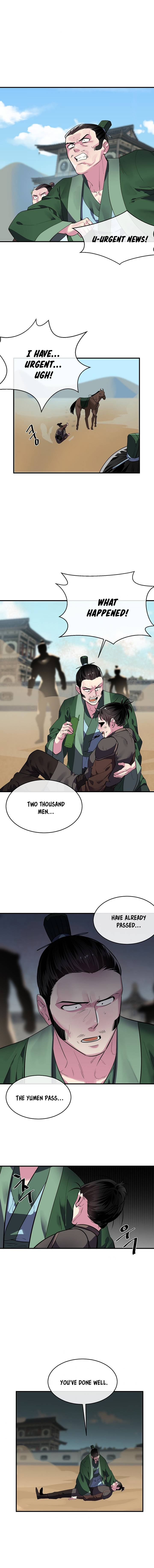 Volcanic Age - chapter 164 - #2