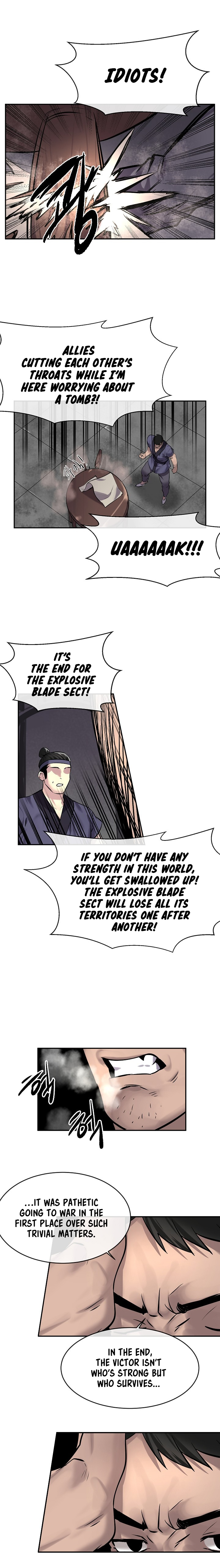 Volcanic Age - chapter 68 - #3