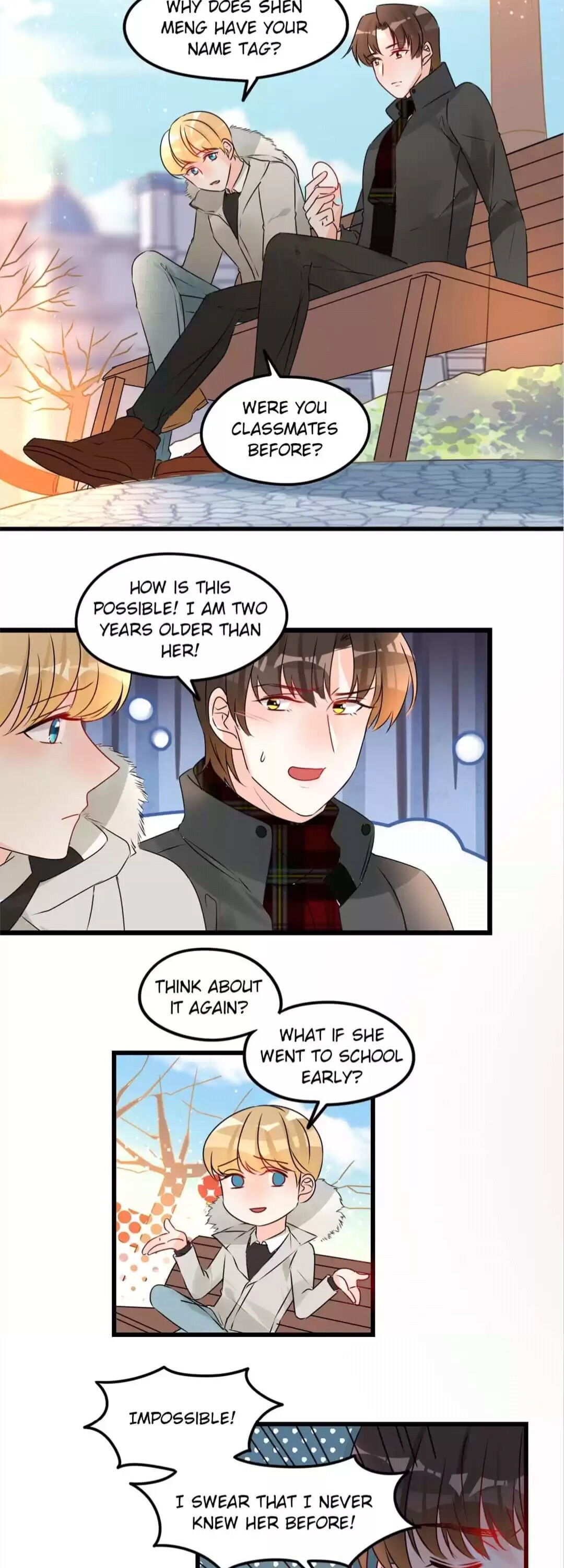 Want To Steal Your Heart - chapter 126 - #2