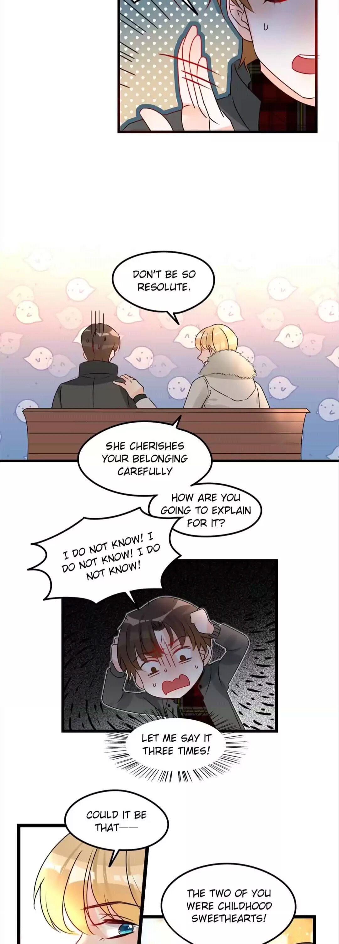 Want To Steal Your Heart - chapter 126 - #3