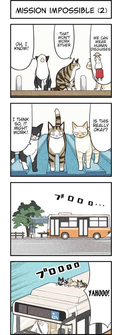 We are Cats - chapter 26 - #2