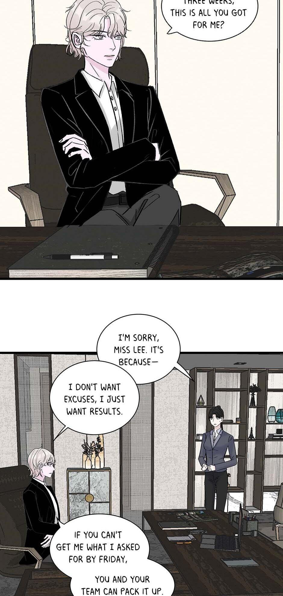 We Are Not Familiar - chapter 26 - #3