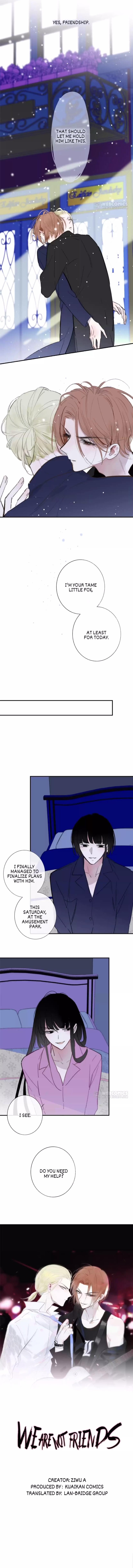 We Are Not Friends - chapter 44 - #1