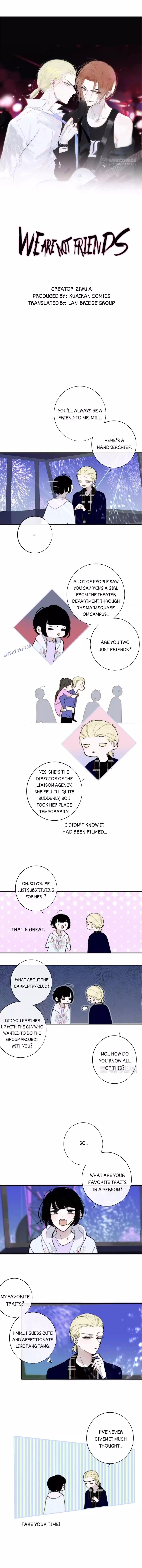 We Are Not Friends - chapter 47 - #2