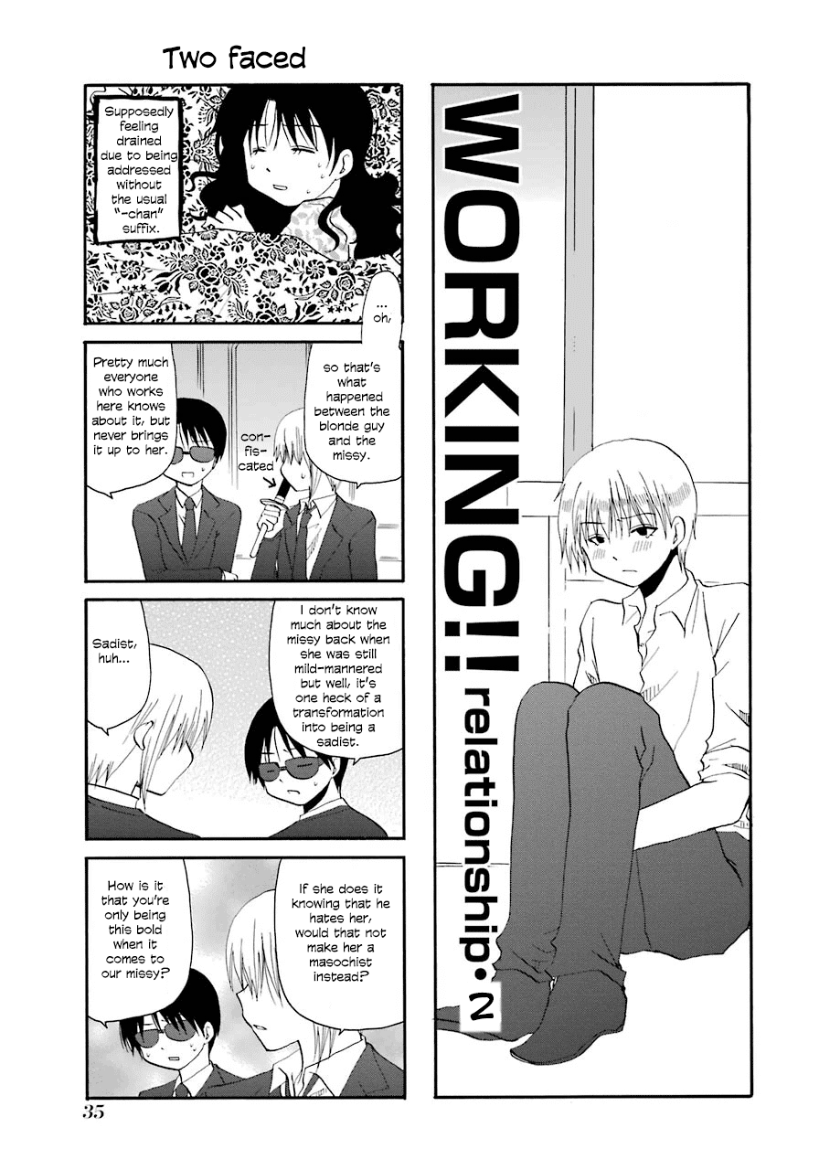 Web-Ban Working!! - chapter 31 - #1