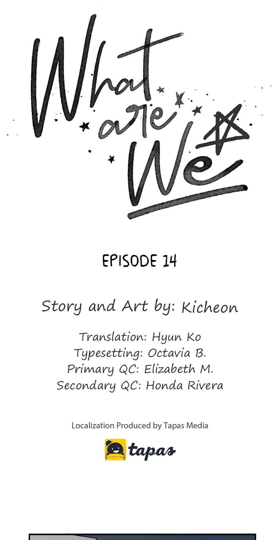 What Are We - chapter 14 - #1