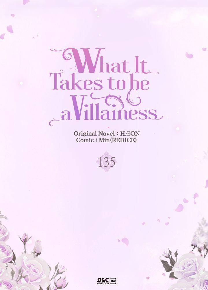 What It Takes to Be a Villainess - chapter 135 - #2