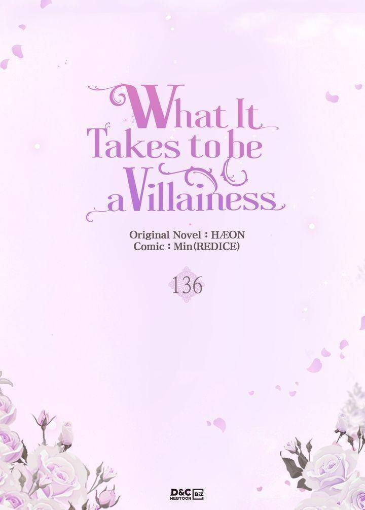 What It Takes to Be a Villainess - chapter 136 - #2