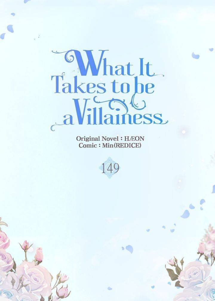 What It Takes to Be a Villainess - chapter 149 - #2