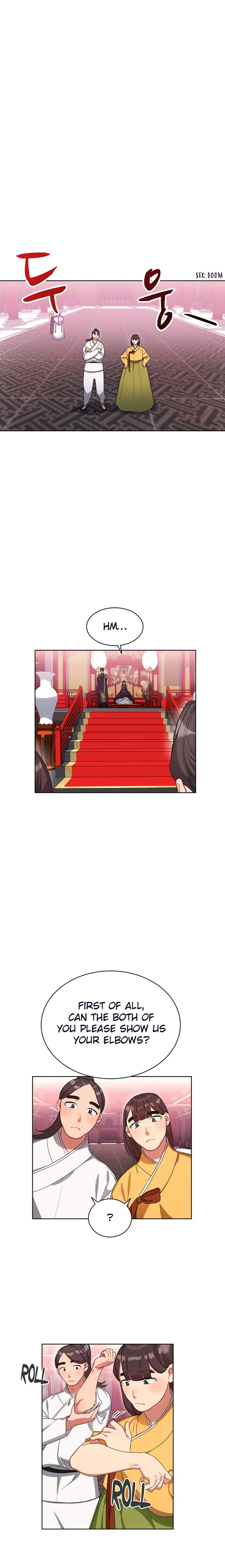 What Kind of Empress Is This - chapter 15 - #3