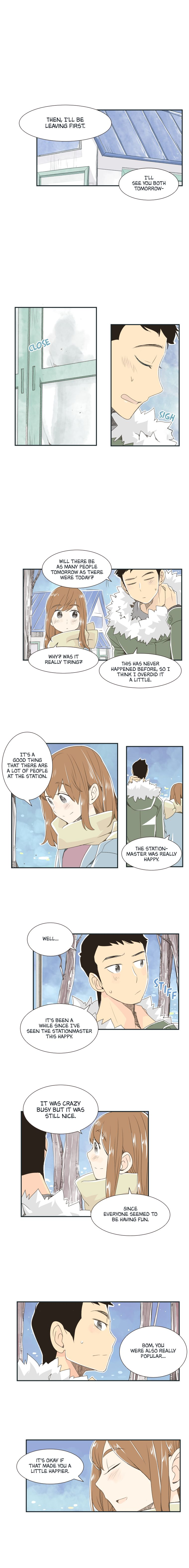 When Winter Comes to the Way Station - chapter 35 - #1