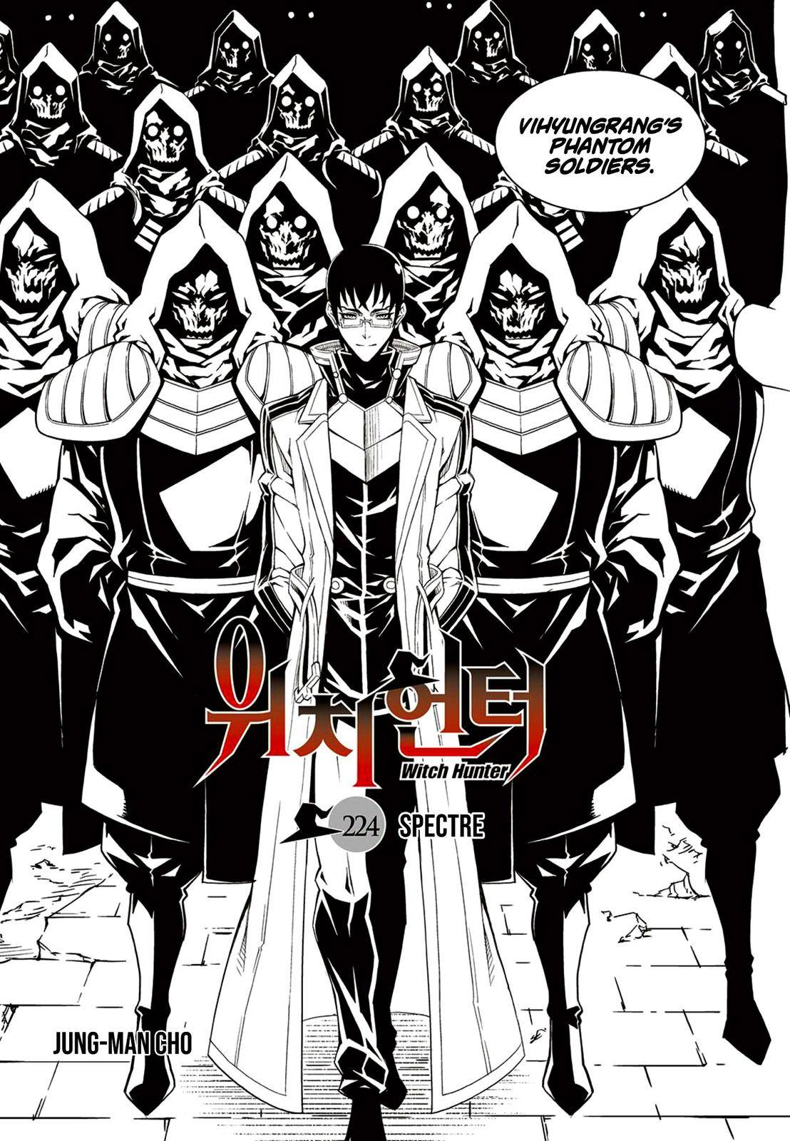 Witch Hunter - chapter 224 - #3