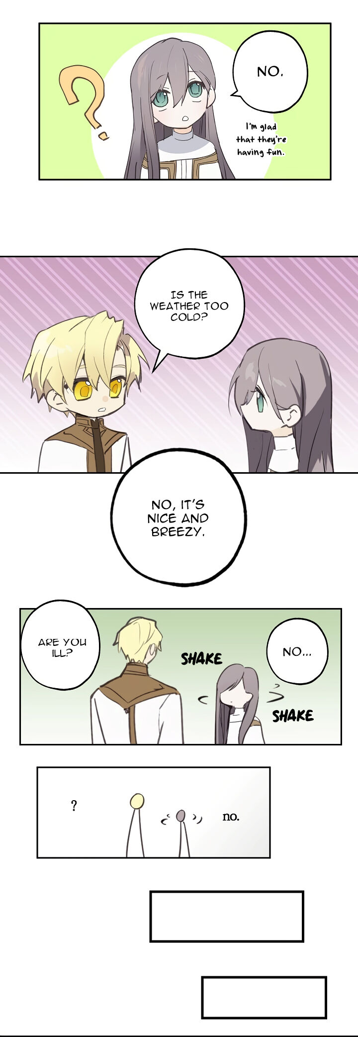 Wrong Confession - chapter 19 - #3