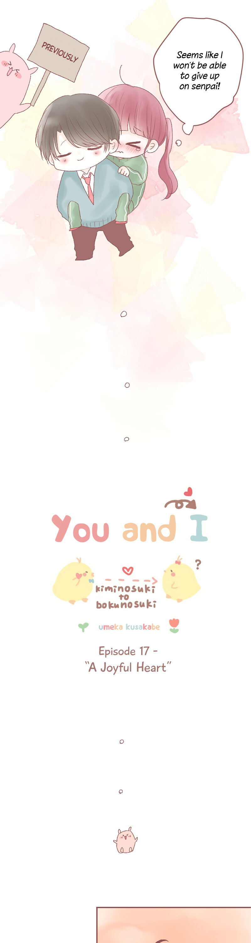 You and I - chapter 17 - #2