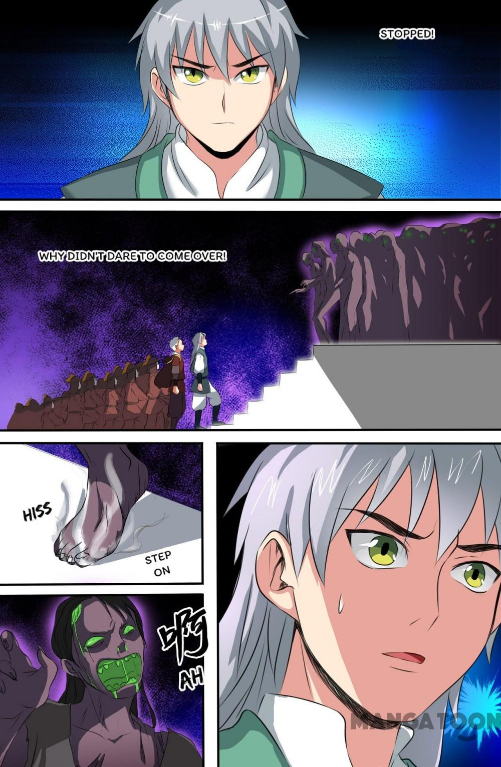 Young Sorcerer Master - chapter 154 - #3