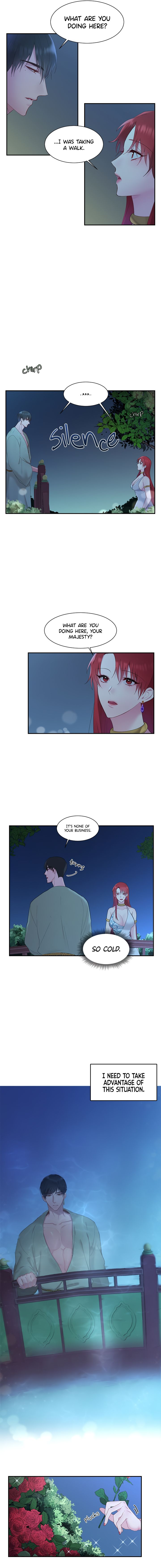 Your Majesty Is Mine - chapter 4 - #3