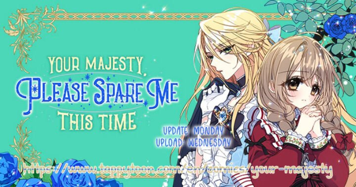 Your Majesty, Please Spare Me This Time - chapter 11 - #1