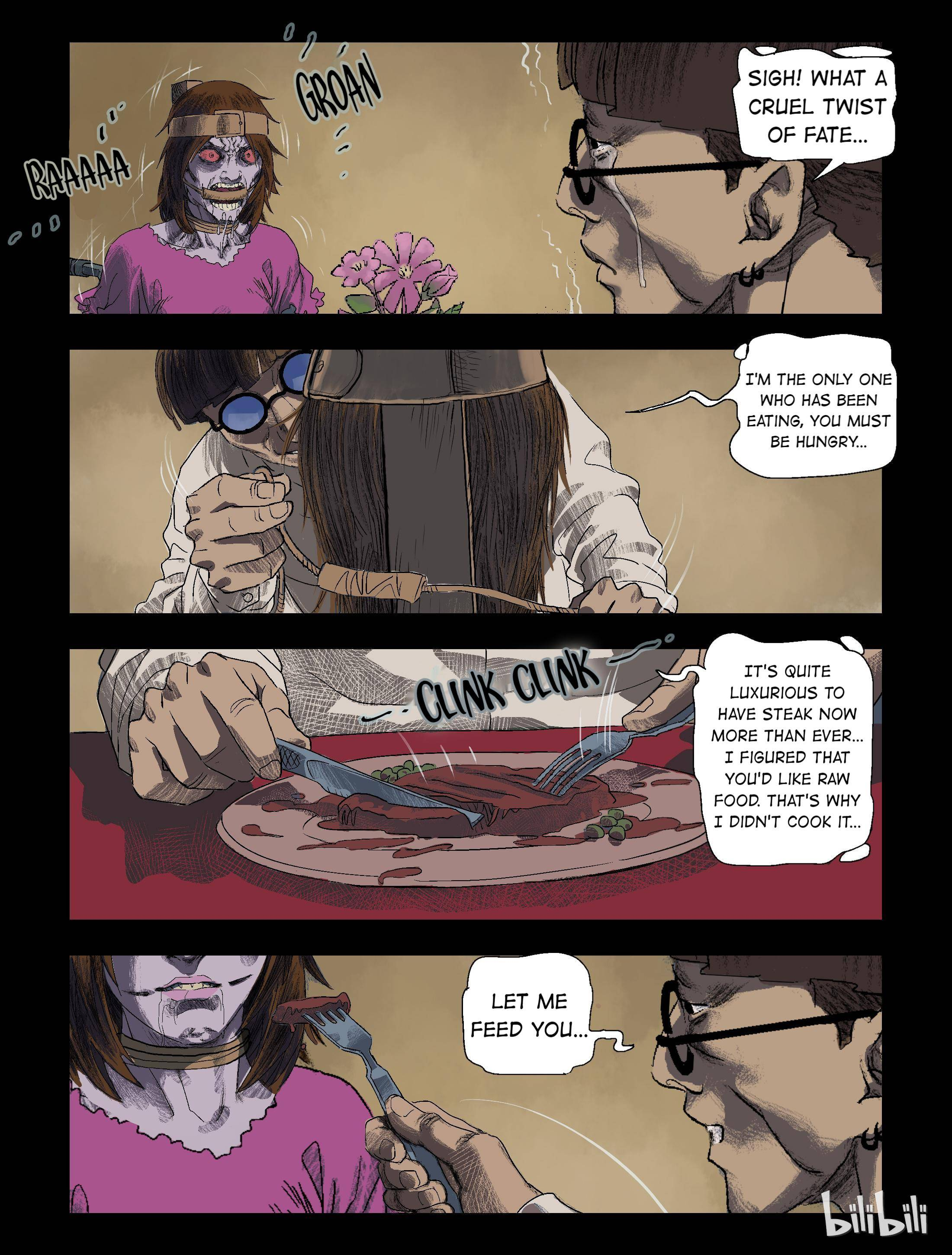 Zombie World - chapter 87 - #1