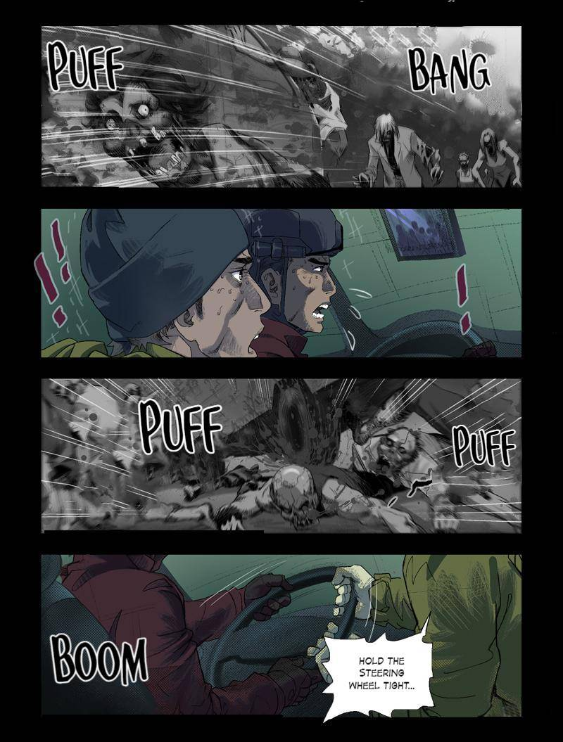 Zombie World - chapter 90 - #1